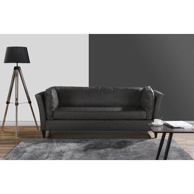 Merrow Modern Sofa Upholstery: Gray