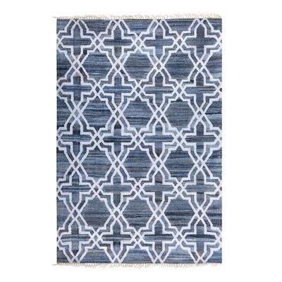 Handwoven Cotton Denim Rug Rug Size: Rectangle 160 x 230cm