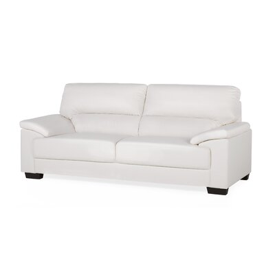 3 Seater Big Sofa Upholstery: Cream