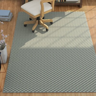 Parisot Stone Area Rug Rug Size: Runner 26 x 9
