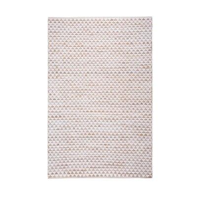 Tunceli Handwoven Cotton Beige Rug