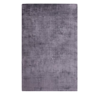Gesi Short Pile Handwoven Grey Rug Rug Size: Rectangle 140 x 200cm
