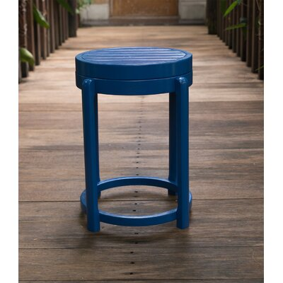 Stonebridge End Table Color: Blue