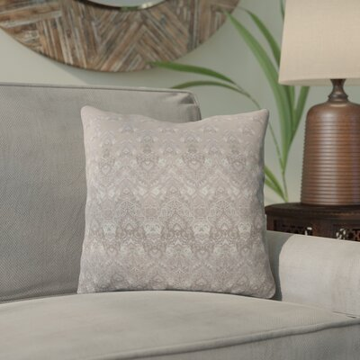Caroline Square Outdoor Throw Pillow Size: 16 H x 16 W x 4 D