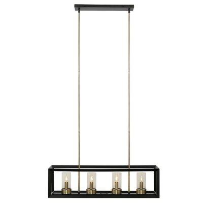 Eboni 4-Light Kitchen Island Pendant