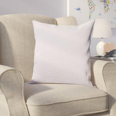Ora Faux Pillow Cover Color: Gray