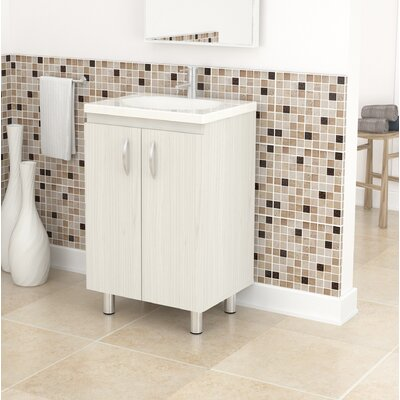Teuscher 19 Single Bathroom Vanity Set