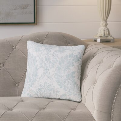 Zenon Mist Throw Pillow Size: 16 H x 16 W x 6 D