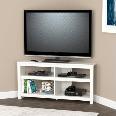 Galeana Corner 49.6 TV Stand Color: Laricina
