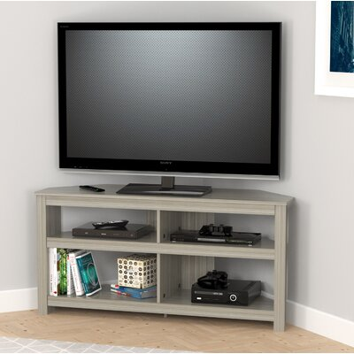 Galeana Corner 49.6 TV Stand Color: Smoke Oak