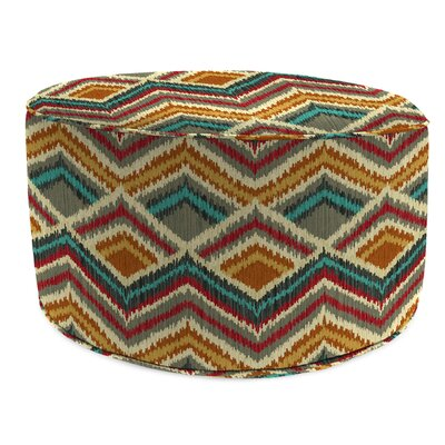 Wills Bead Fill Pouf Ottoman with Cushion 5F5F671BDDF74D598E0A8BB1AD9517D2