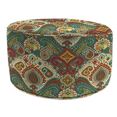 Wills Bead Fill Pouf Ottoman with Cushion 4B0186CB1A874D72B75F5177755B6B9C