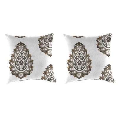 Isenhour Accessory Toss Indoor/Outdoor Throw Pillow Size: 16 H x 16 W x 4 D