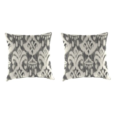 Morency Accessory Toss Indoor/Outdoor Throw Pillow Size: 18 H x 18 W x 4 D