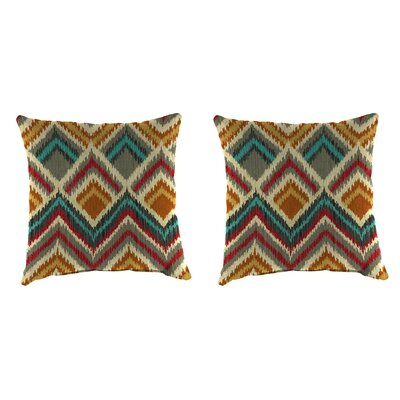 Morena Accessory Toss Indoor/Outdoor Throw Pillow Size: 16 H x 16 W x 4 D
