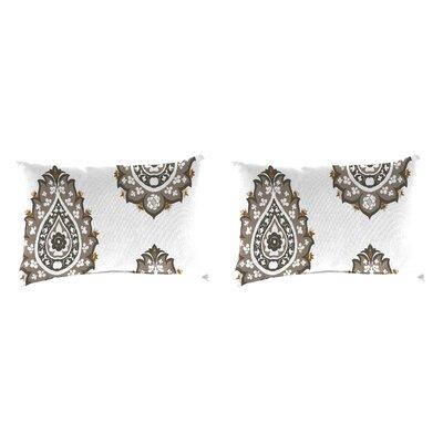 Ishee Accessory Toss Indoor/Outdoor Lumbar Pillow