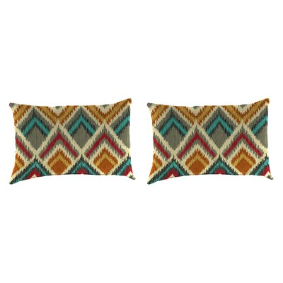 Williford Accessory Toss Indoor/Outdoor Lumbar Pillow