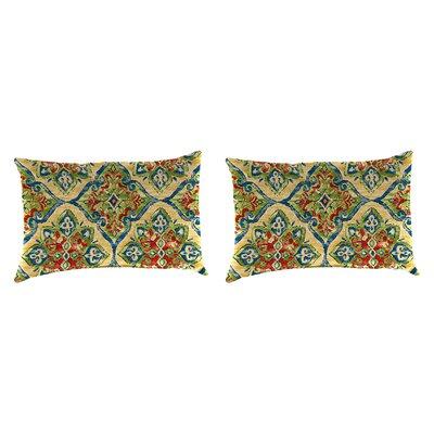 Willman Accessory Toss Indoor/Outdoor Lumbar Pillow