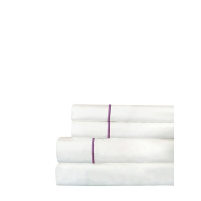 Sykes 300 Thread Count Percale Sheet Set