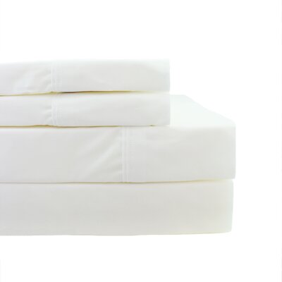 Eberhard Pillow Case Color: Bright White