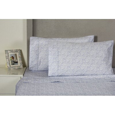 Quandt 400 Thread Count 100% Cotton Sheet Set Size: California King