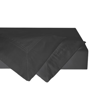 Monkton Combe Pillow Case Color: Black