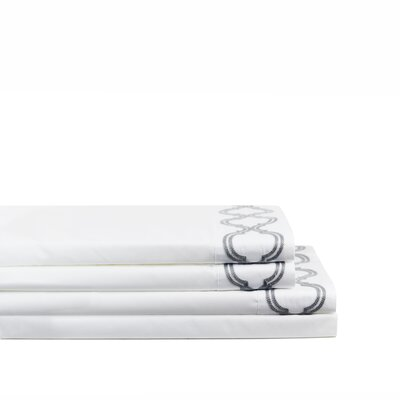 Drakes 300 Thread Count Percale Sheet Set Size: King