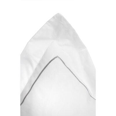 Fernagh Single Sham Color: Gray