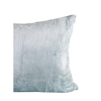 Laufer Velvet Sham Color: Blue