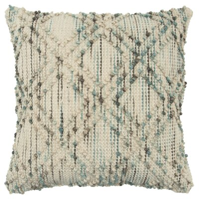 Kruger Decorative Throw Pillow Color: Teal