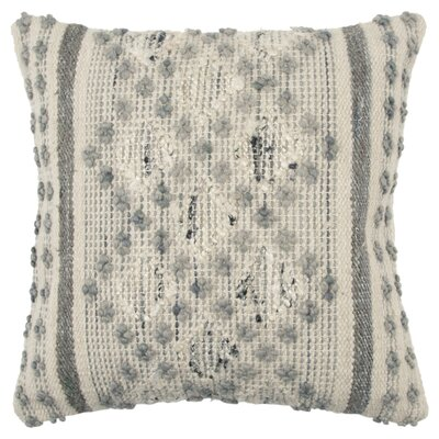 Kropp Decorative Throw Pillow Color: Gray