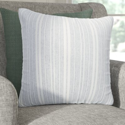 Brierwood Throw Pillow Size: 20 H x 20 W x 6 D, Color: Beige