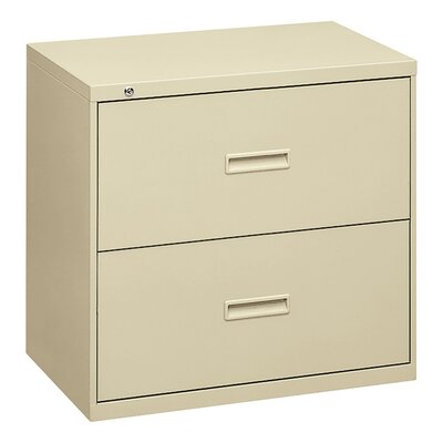 2-Drawer Vertical Filing Cabinet 432LL