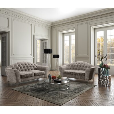 Minerva Fabric Type: Love Seat