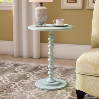Segera End Table Color: Sea Foam