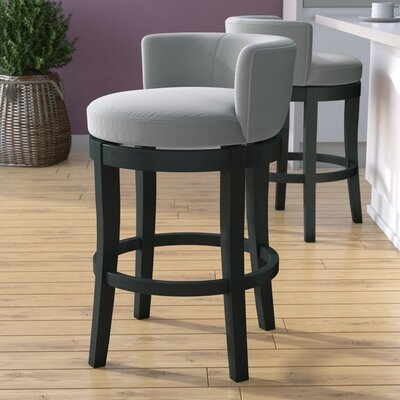 Markham 27 Swivel Bar Stool