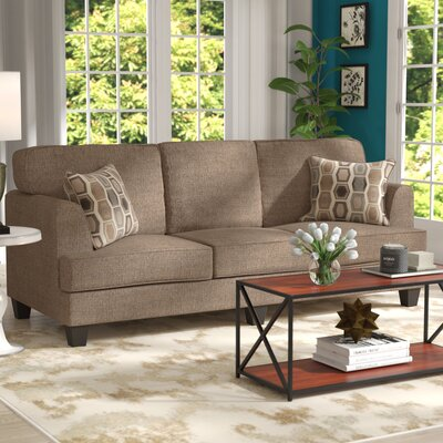 Serta Upholstery Nordberg Sofa Upholstery: Bang Bang Beach Glass / Trex Beach Glass