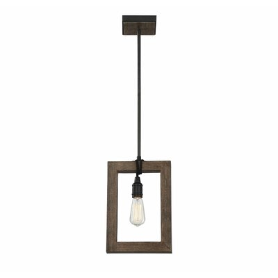 Wyckhoff 1-Light Mini Pendant