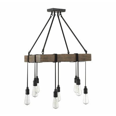 Wyckhoff 8-Light LED Chandelier