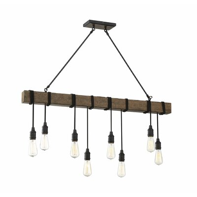 Wyckhoff 8-Light Kitchen Island Pendant