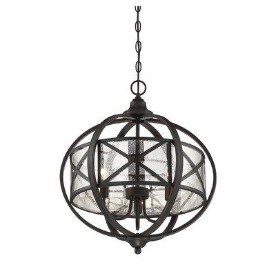 Haring 3-Light Globe Pendant