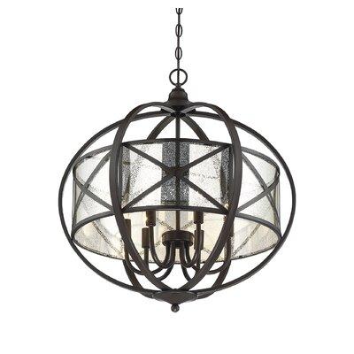 Haring 6-Light Globe Pendant