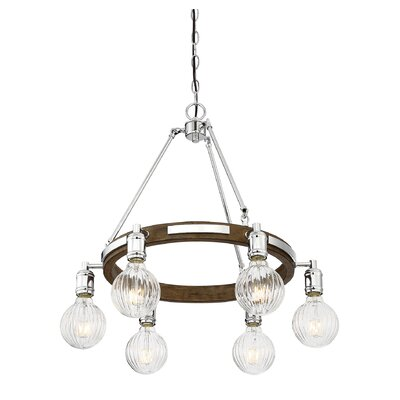Wychwood 6-Light LED Chandelier