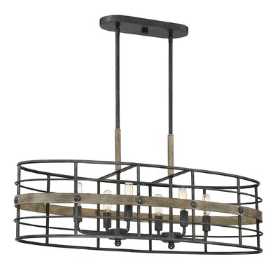 Grube 6-Light Kitchen Island Pendant