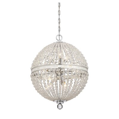 Medici 9-Light Globe Pendant