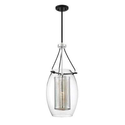 Depp 1-Light Foyer Pendant