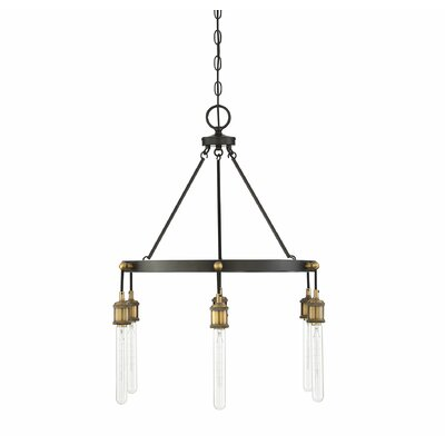 Wuest 6-Light LED Chandelier