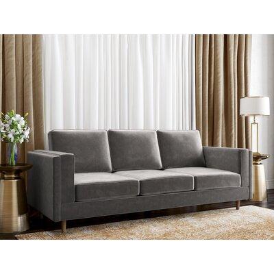Dupree Sofa Upholstery: Platinum