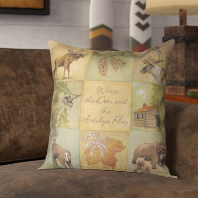 Aghalislone Throw Pillow