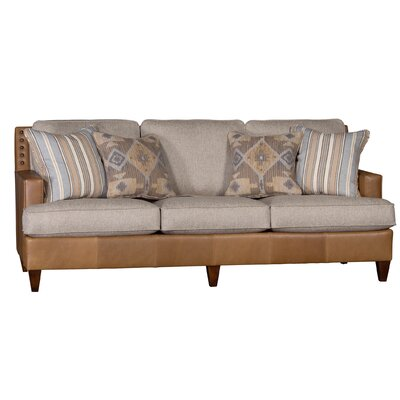 Huddle Sofa Upholstery: Downton Maple